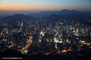 Seoul_Sunset
